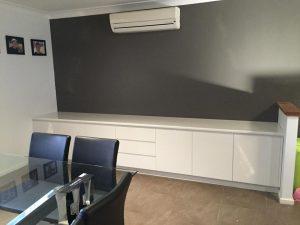 Custom Built Tv Cabinet Sugar Valley Joinery